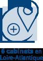 5 cabinets en Loire-Atlantique
